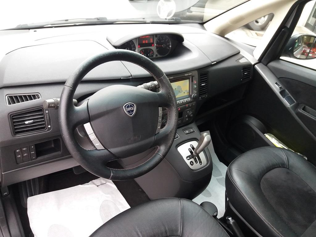 Lancia Musa 1.3 Multijet 95 cv DFN Platinum (9)