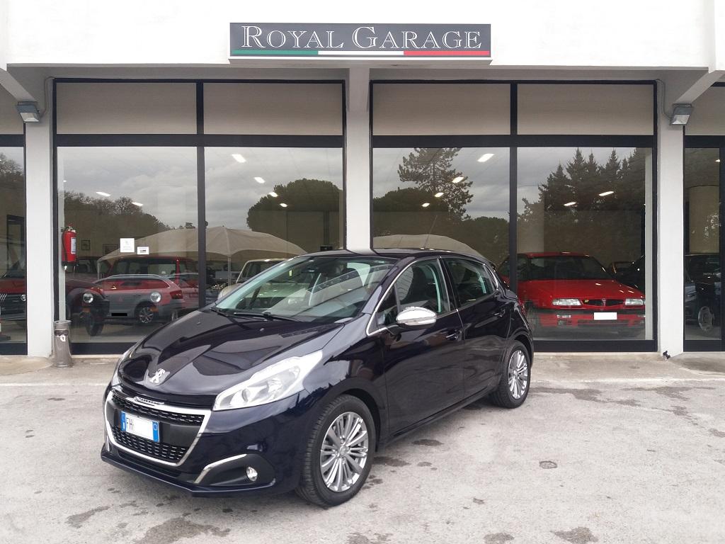 Peugeot 208 BlueHDi 100 5p Allure (1)