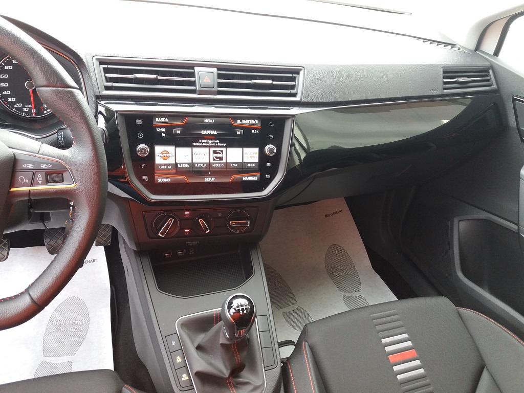 Seat Ibiza 1.0 EcoTSI 95 cv 5p FR (10)