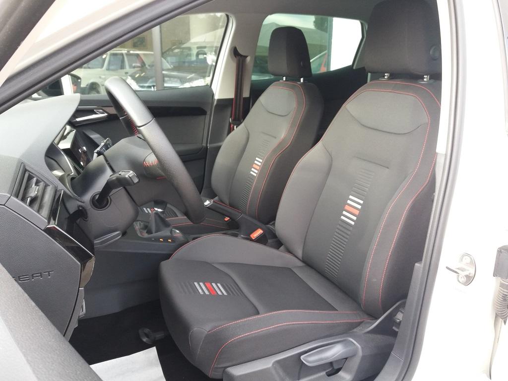 Seat Ibiza 1.0 EcoTSI 95 cv 5p FR (11)