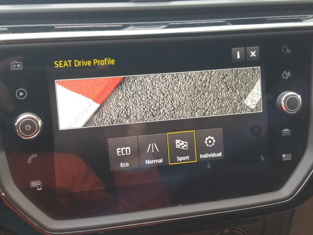 Seat Ibiza 1.0 EcoTSI 95 cv 5p FR (25)
