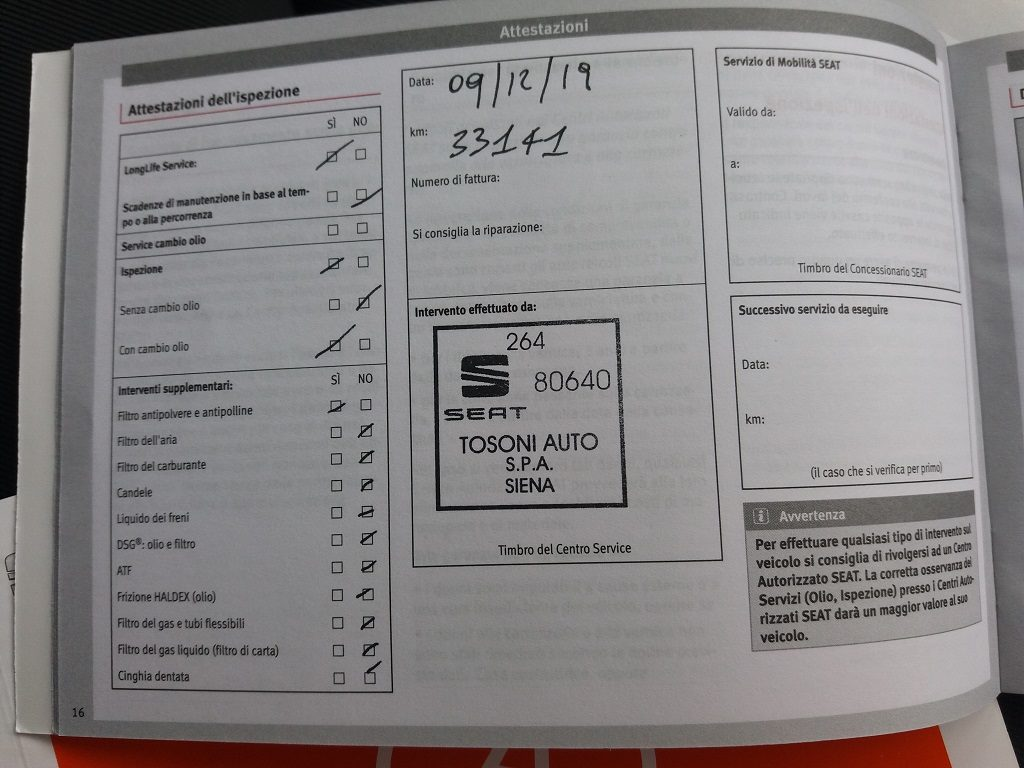 Seat Ibiza 1.0 EcoTSI 95 cv 5p FR (42)