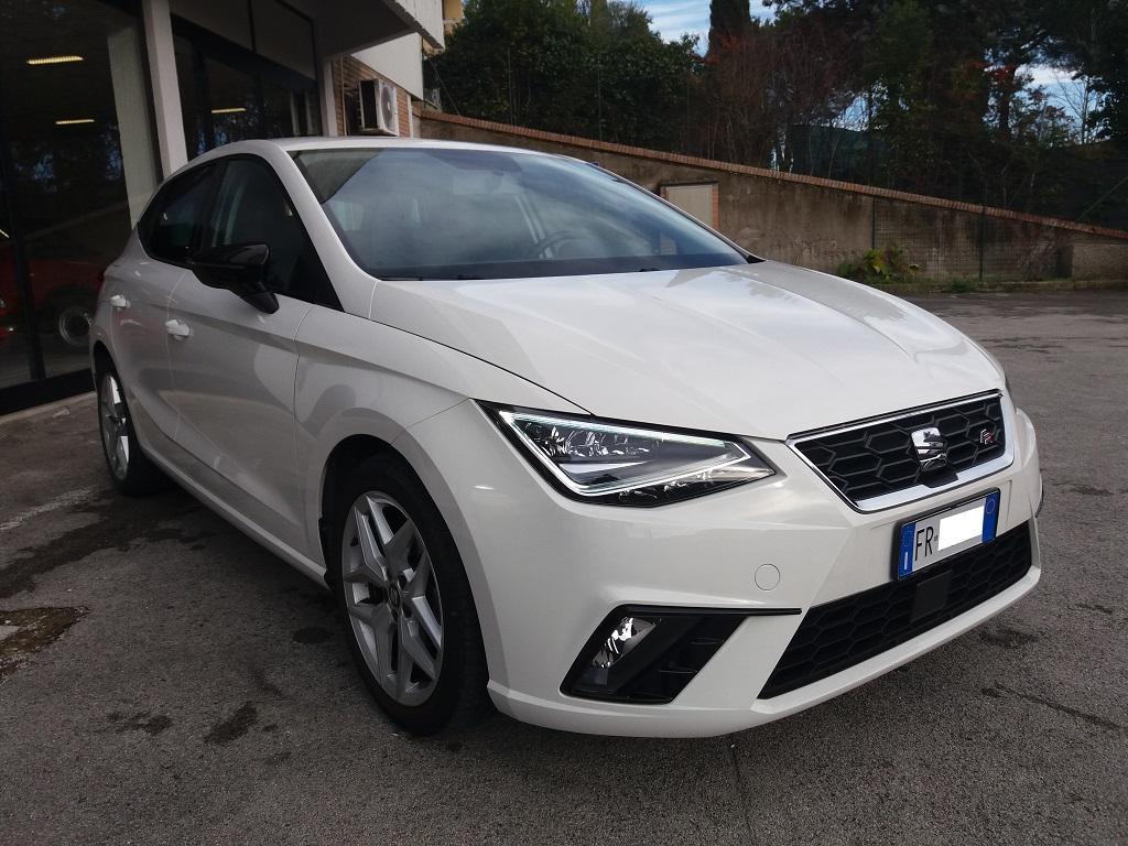 Seat Ibiza 1.0 EcoTSI 95 cv 5p FR (7)