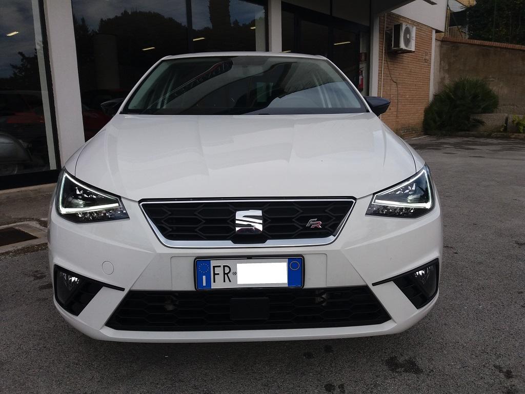 Seat Ibiza 1.0 EcoTSI 95 cv 5p FR (8)