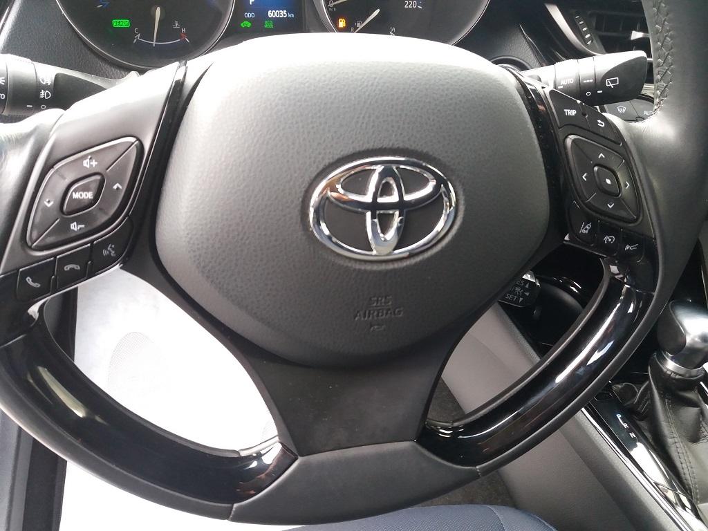 Toyota C-HR 1.8 Hybrid E-CVT Style (16)