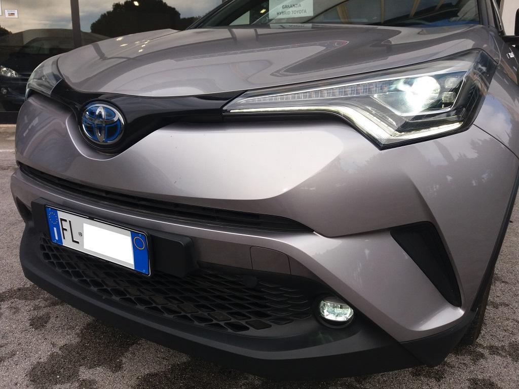 Toyota C-HR 1.8 Hybrid E-CVT Style (30)