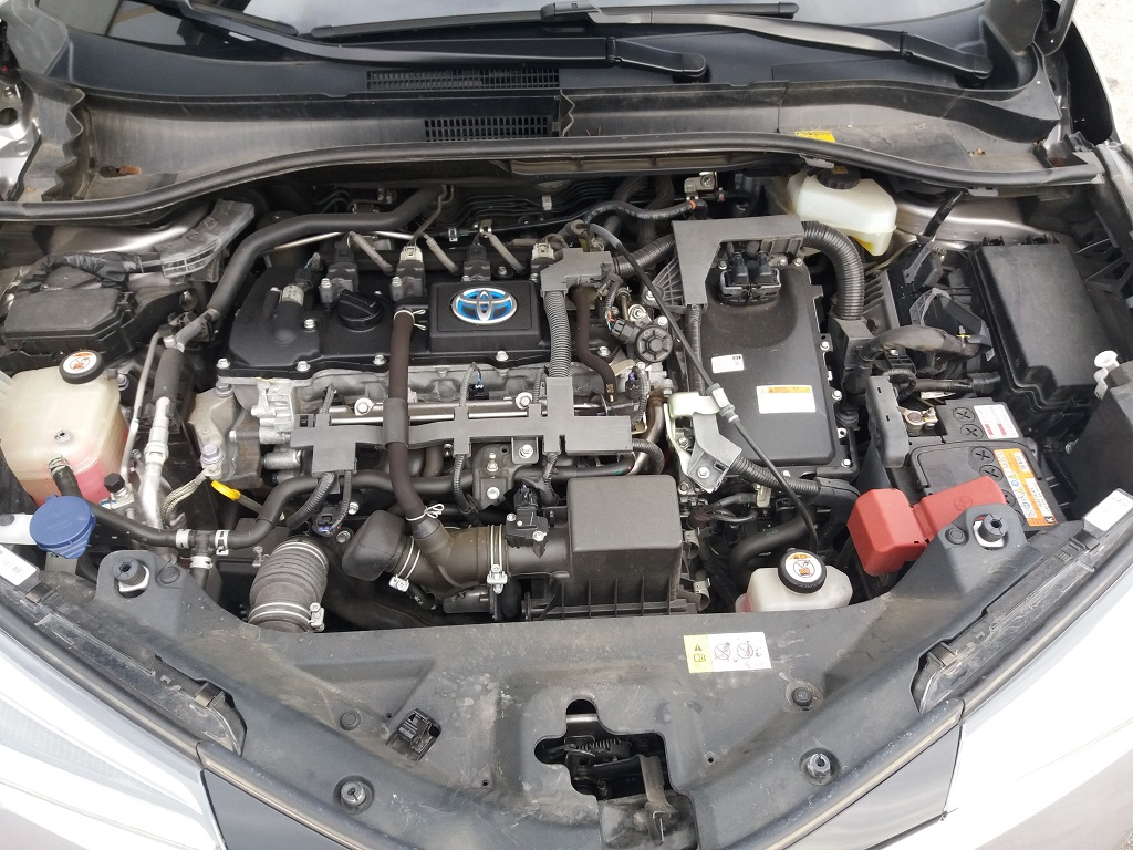 Toyota C-HR 1.8 Hybrid E-CVT Style (36)