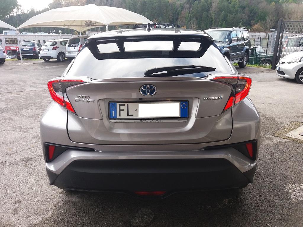Toyota C-HR 1.8 Hybrid E-CVT Style (4)