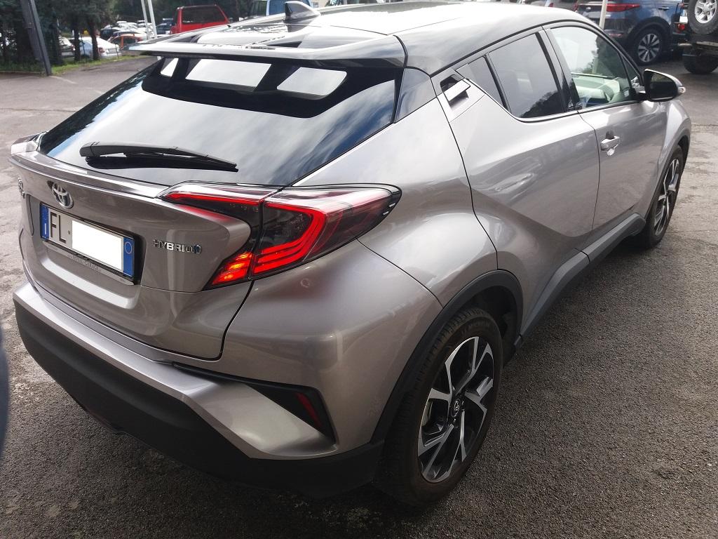 Toyota C-HR 1.8 Hybrid E-CVT Style (5)