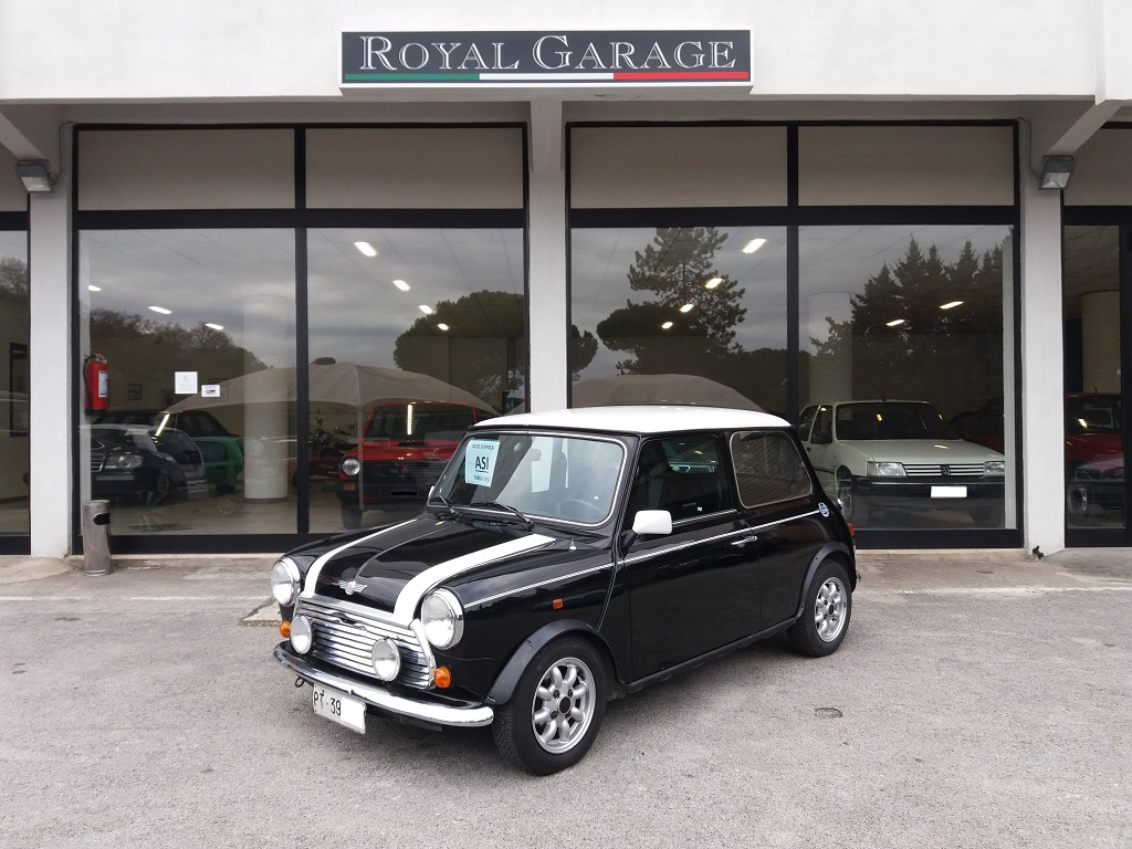 Rover Mini 1.3i cat Cooper (1)