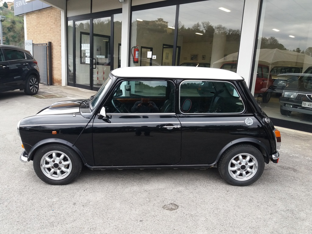 Rover Mini 1.3i cat Cooper (2)