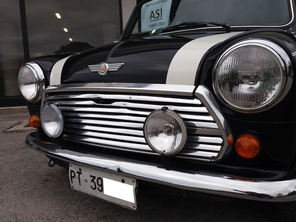 Rover Mini 1.3i cat Cooper (29)