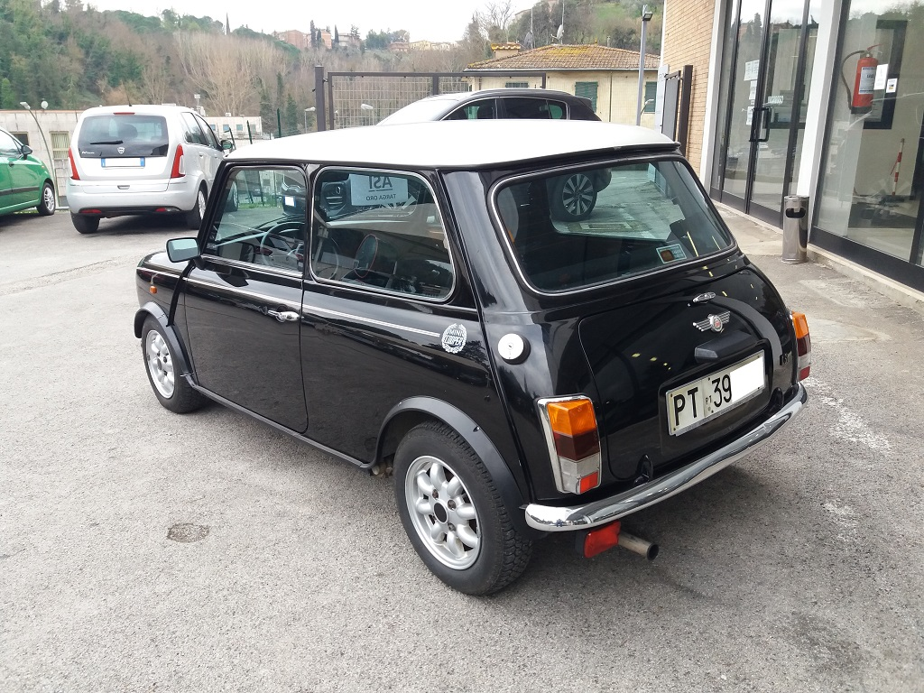 Rover Mini 1.3i cat Cooper (3)