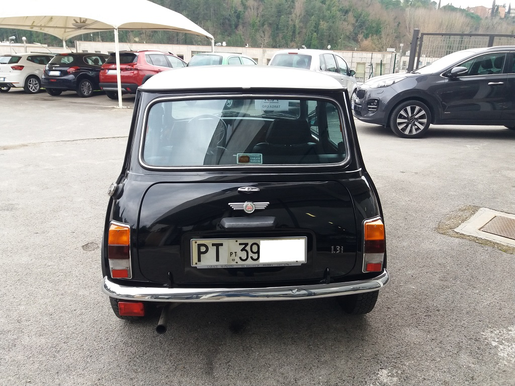 Rover Mini 1.3i cat Cooper (4)