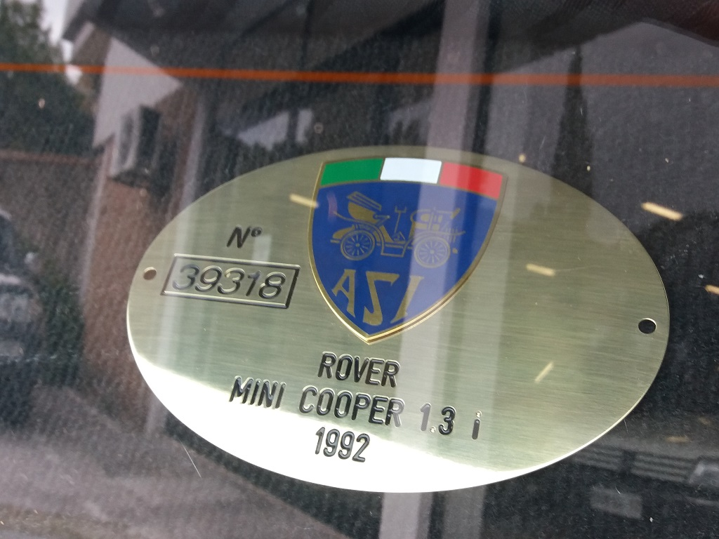Rover Mini 1.3i cat Cooper (49)