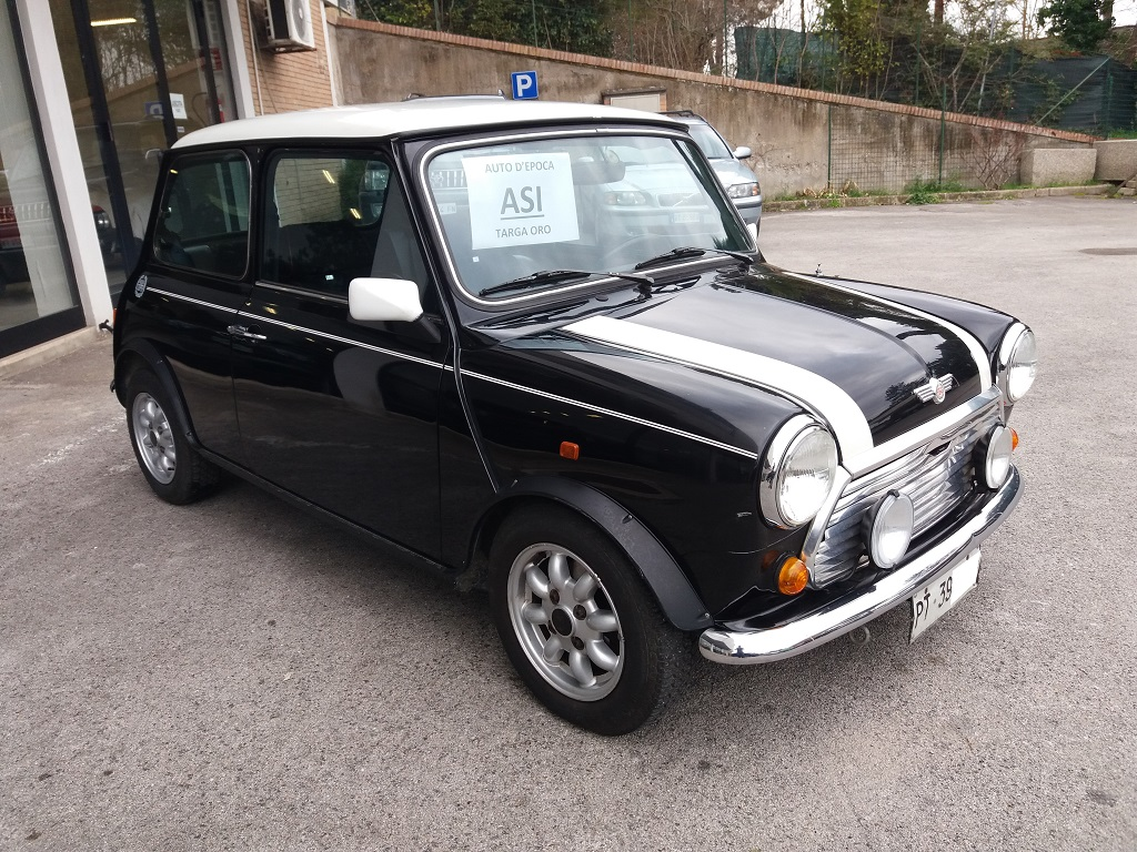 Rover Mini 1.3i cat Cooper (7)