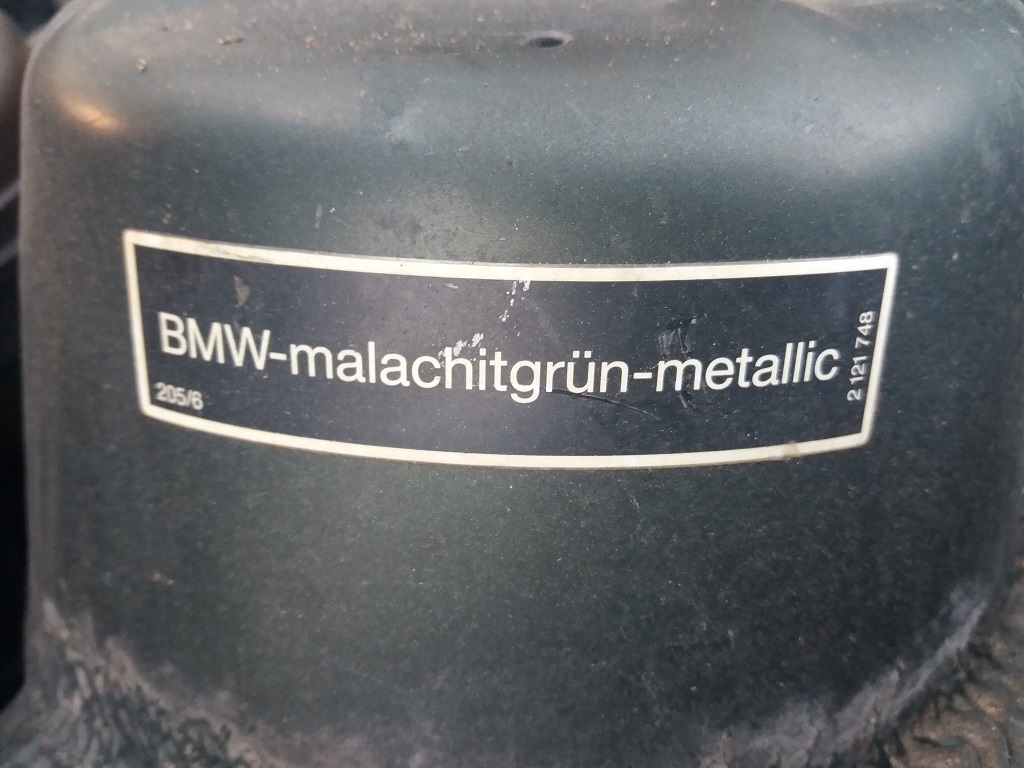 BMW 320i Touring E30 (48)