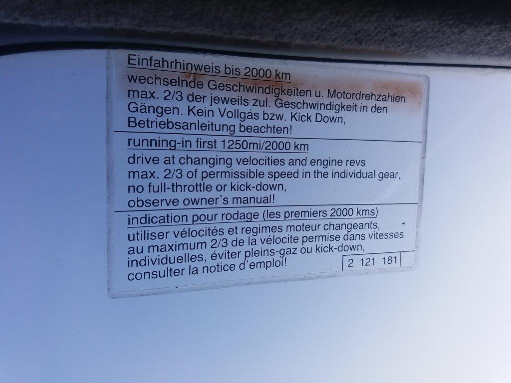 BMW 320i Touring E30 (64)