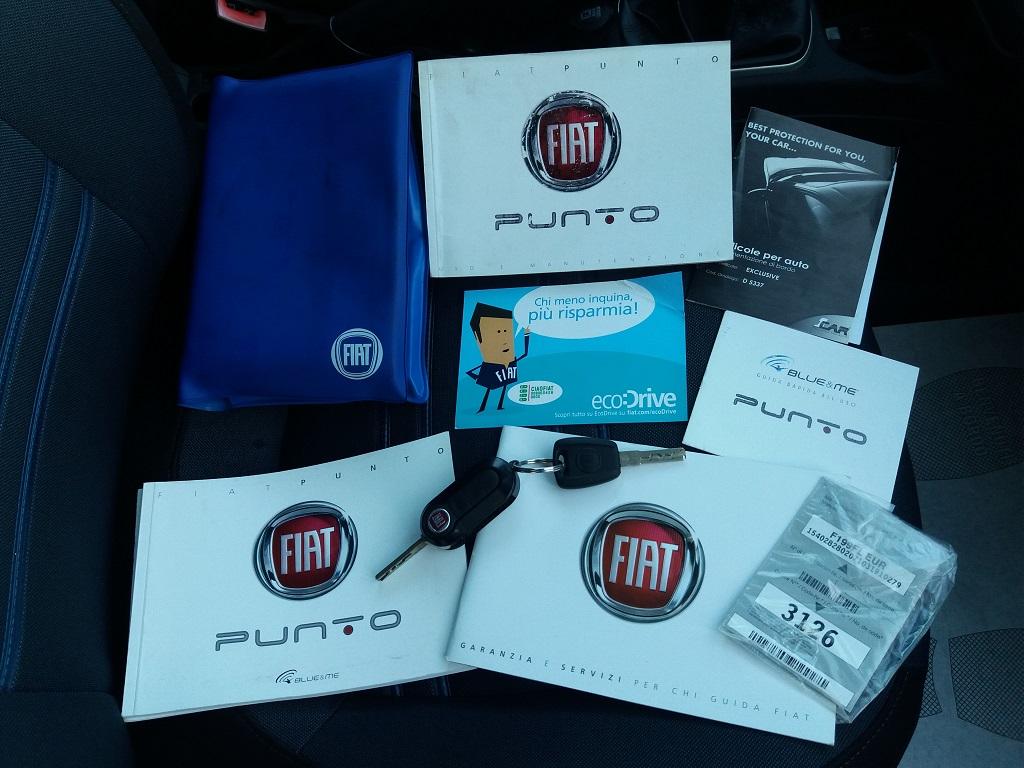 Fiat Punto Evo 1.3 MJT 95 cv DPF 5p S&S Dynamic (45)