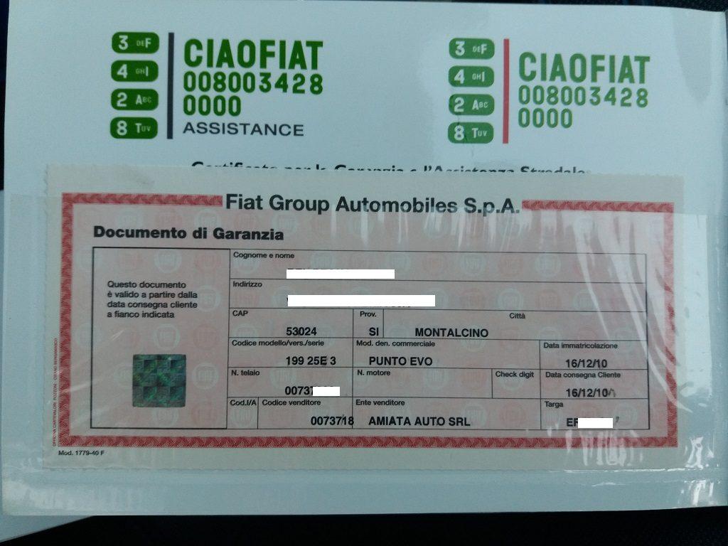 Fiat Punto Evo 1.3 MJT 95 cv DPF 5p S&S Dynamic (46)
