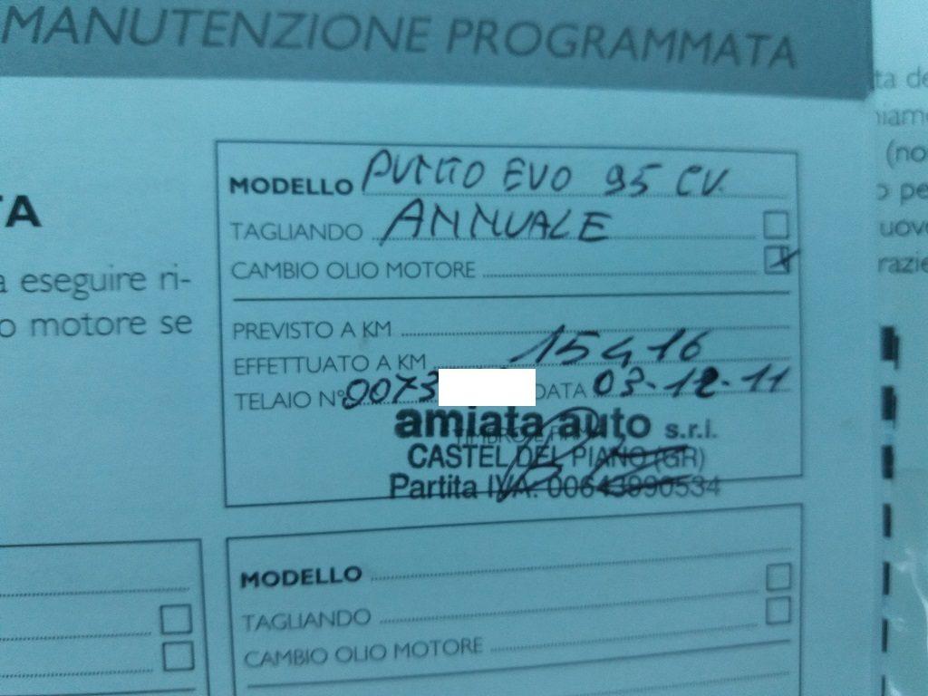 Fiat Punto Evo 1.3 MJT 95 cv DPF 5p S&S Dynamic (47)