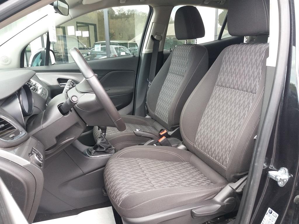 Opel Mokka 1.7 CDTi Ecotec 130 cv 4X2 S&S Ego (11)