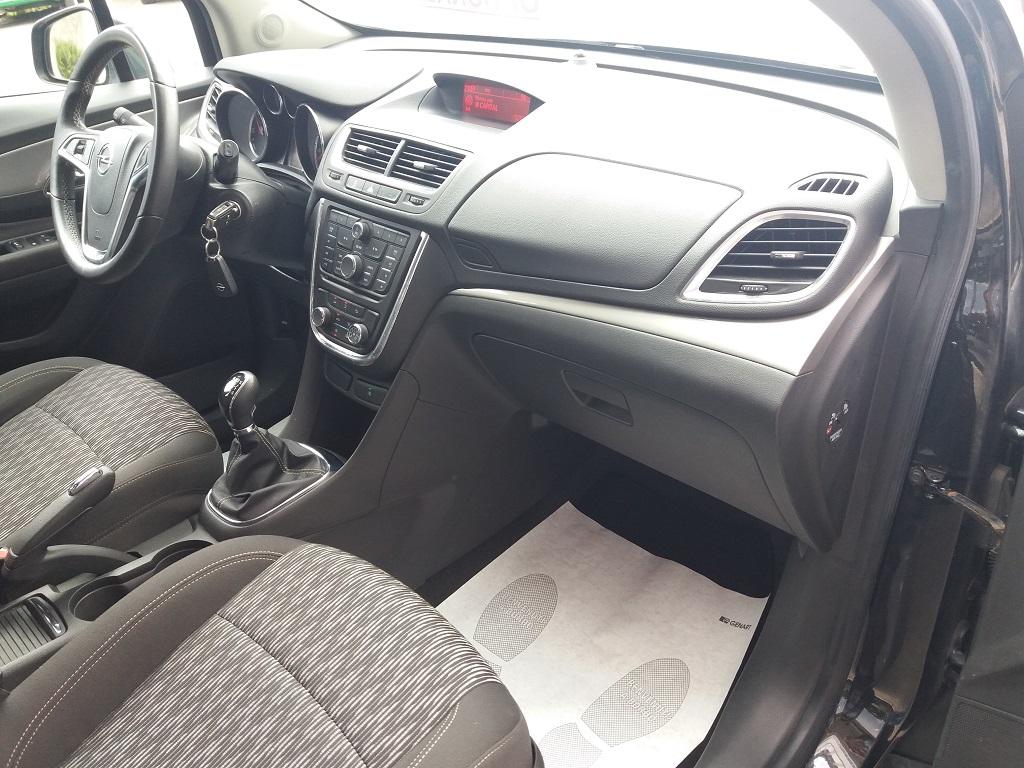 Opel Mokka 1.7 CDTi Ecotec 130 cv 4X2 S&S Ego (20)