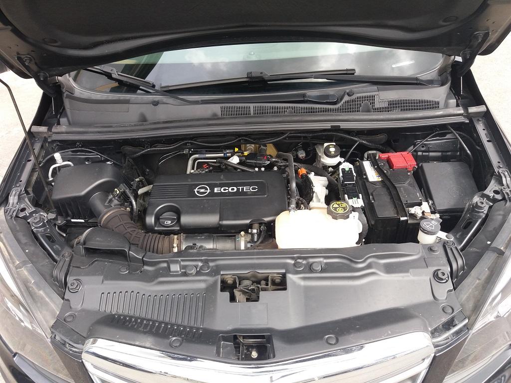 Opel Mokka 1.7 CDTi Ecotec 130 cv 4X2 S&S Ego (35)