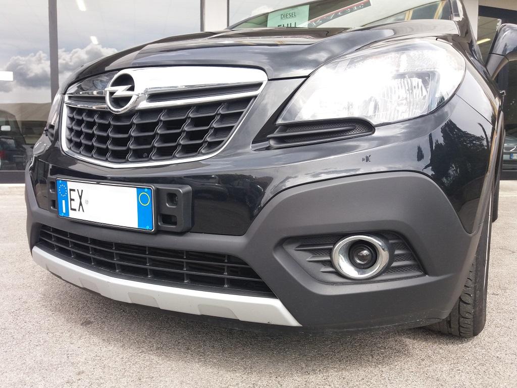 Opel Mokka 1.7 CDTi Ecotec 130 cv 4X2 S&S Ego (36)