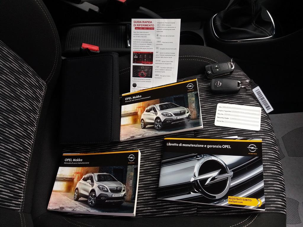 Opel Mokka 1.7 CDTi Ecotec 130 cv 4X2 S&S Ego (40)