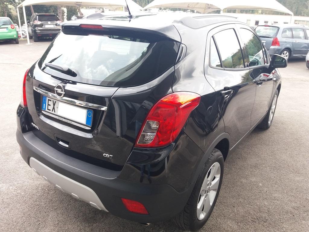 Opel Mokka 1.7 CDTi Ecotec 130 cv 4X2 S&S Ego (5)