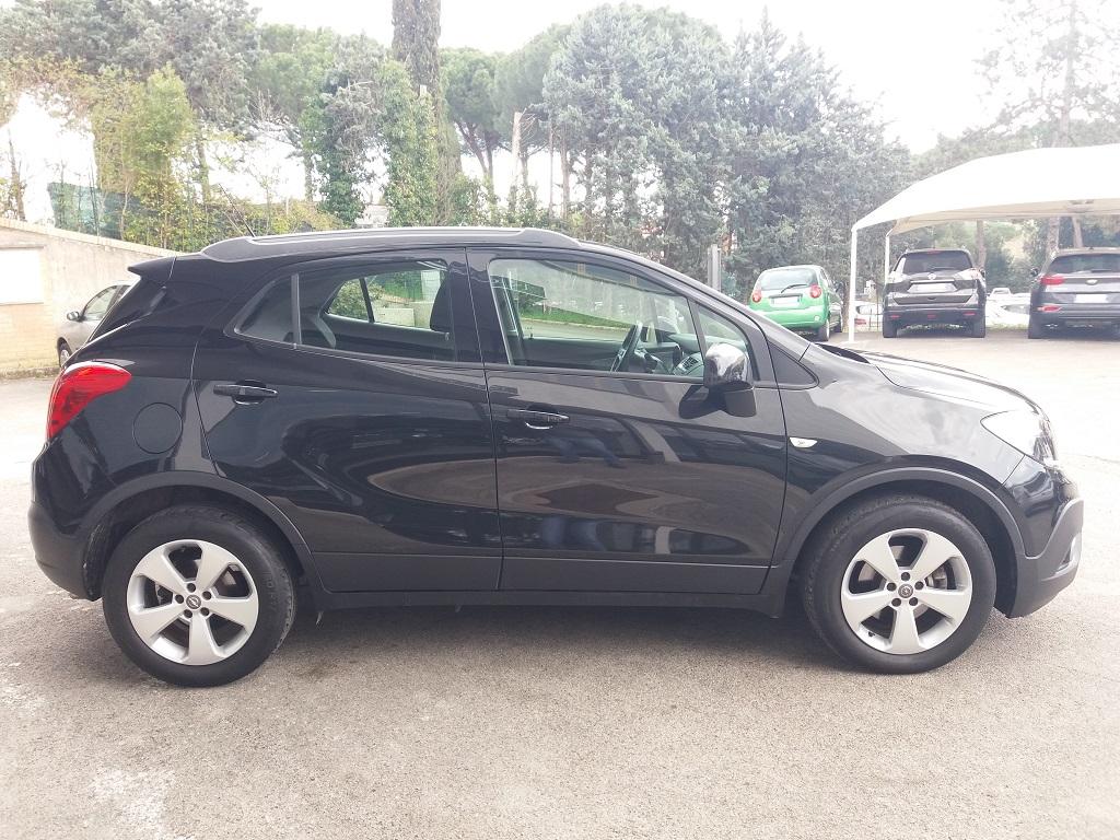 Opel Mokka 1.7 CDTi Ecotec 130 cv 4X2 S&S Ego (6)