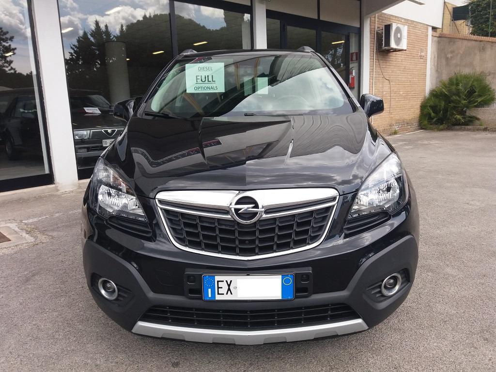 Opel Mokka 1.7 CDTi Ecotec 130 cv 4X2 S&S Ego (8)