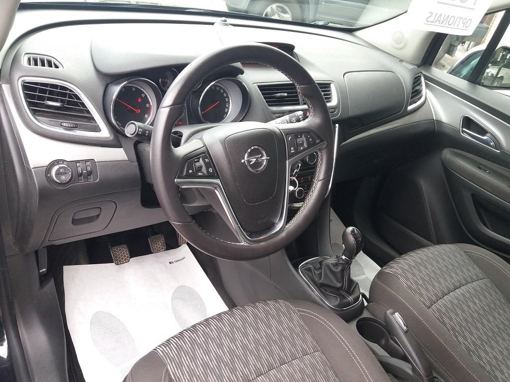 Opel Mokka 1.7 CDTi Ecotec 130 cv 4X2 S&S Ego (9)