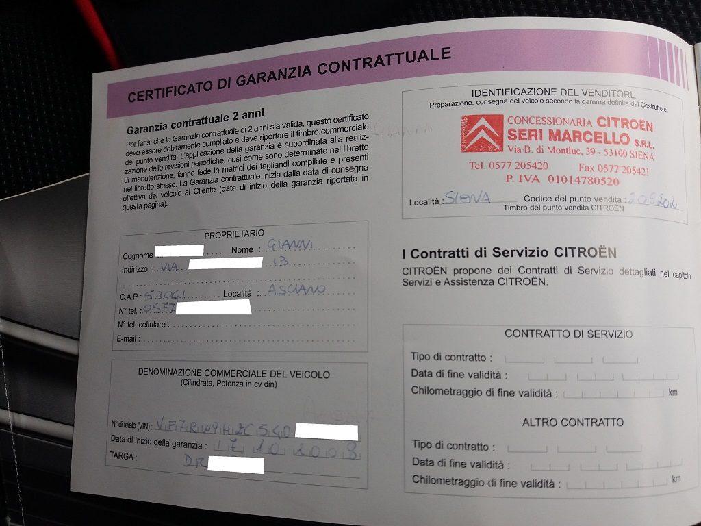 Citroen C5 1.6 HDi 110 Tourer (37)