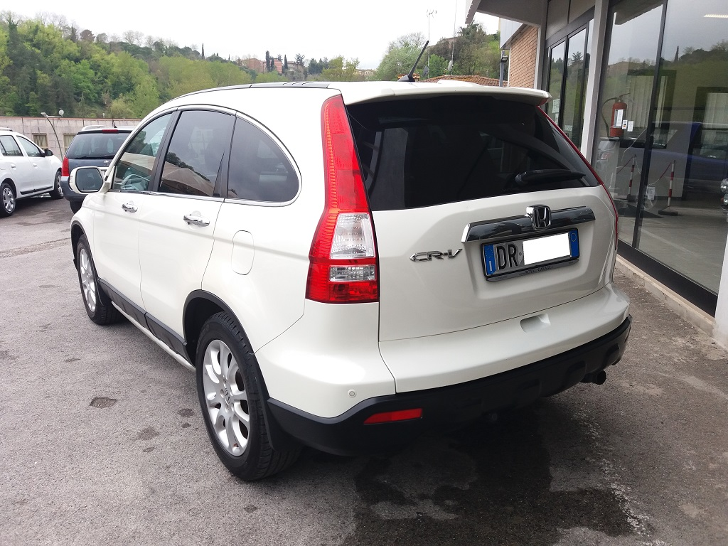 Honda CR-V 2.0 i-VTEC 16v Advance GPL (3)