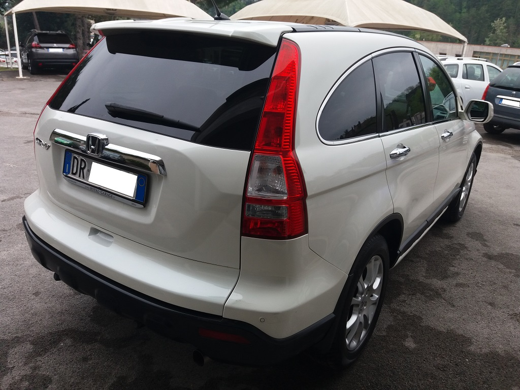 Honda CR-V 2.0 i-VTEC 16v Advance GPL (8)