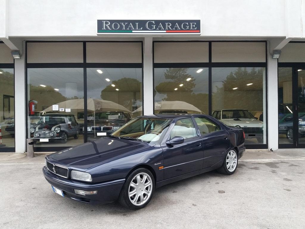 Maserati Quattroporte 2.8i V6 cat Evoluzione (1)