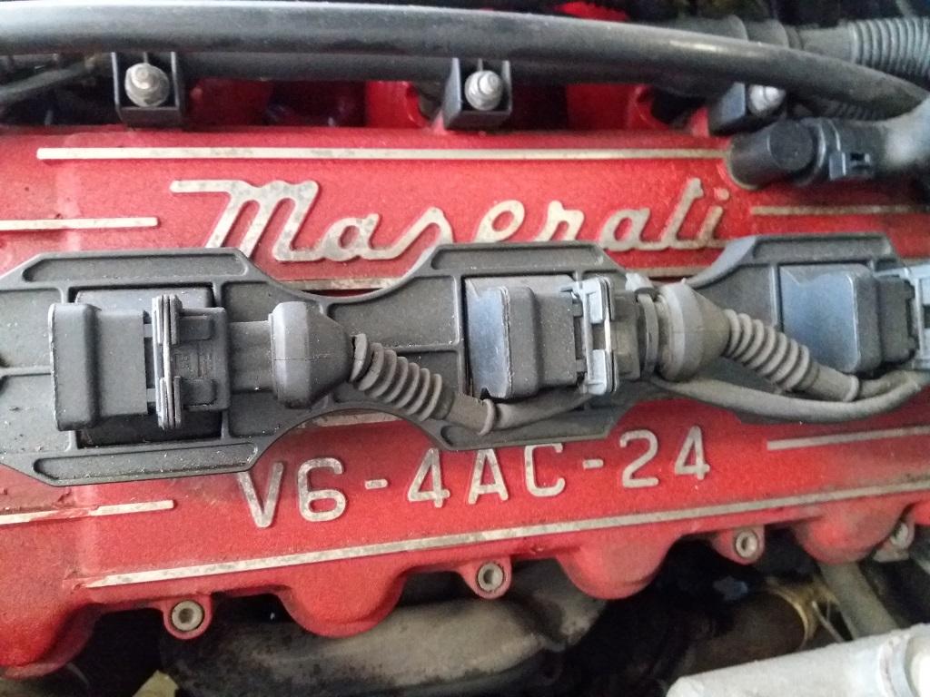 Maserati Quattroporte 2.8i V6 cat Evoluzione (100)