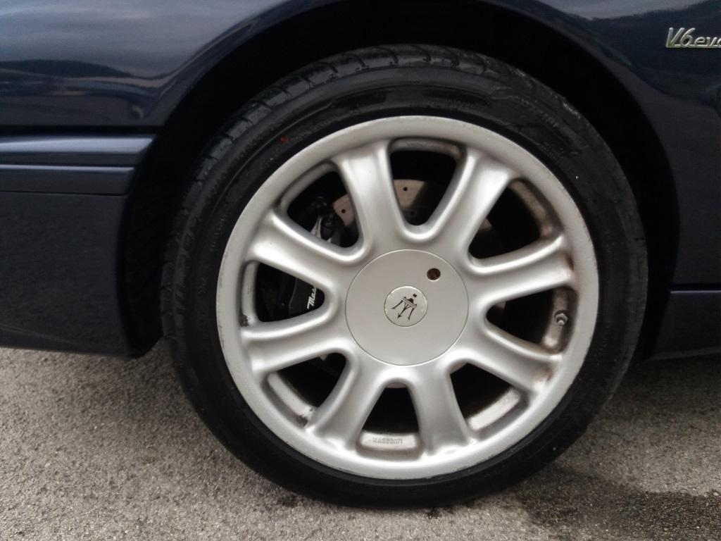 Maserati Quattroporte 2.8i V6 cat Evoluzione (11)
