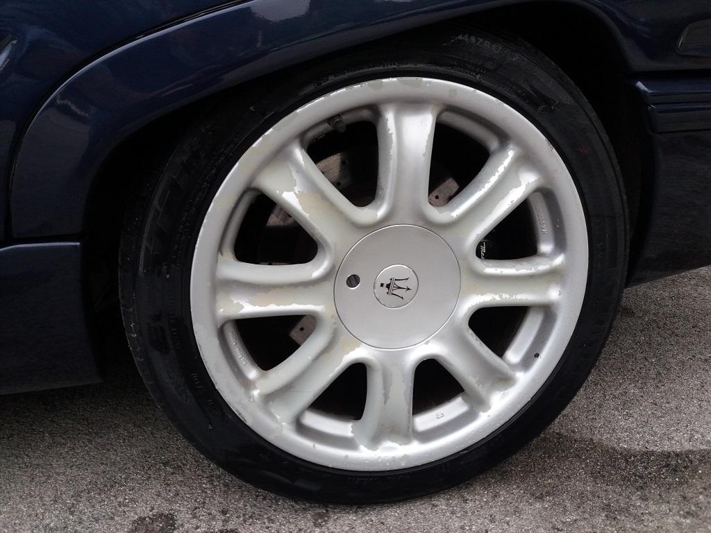 Maserati Quattroporte 2.8i V6 cat Evoluzione (13)