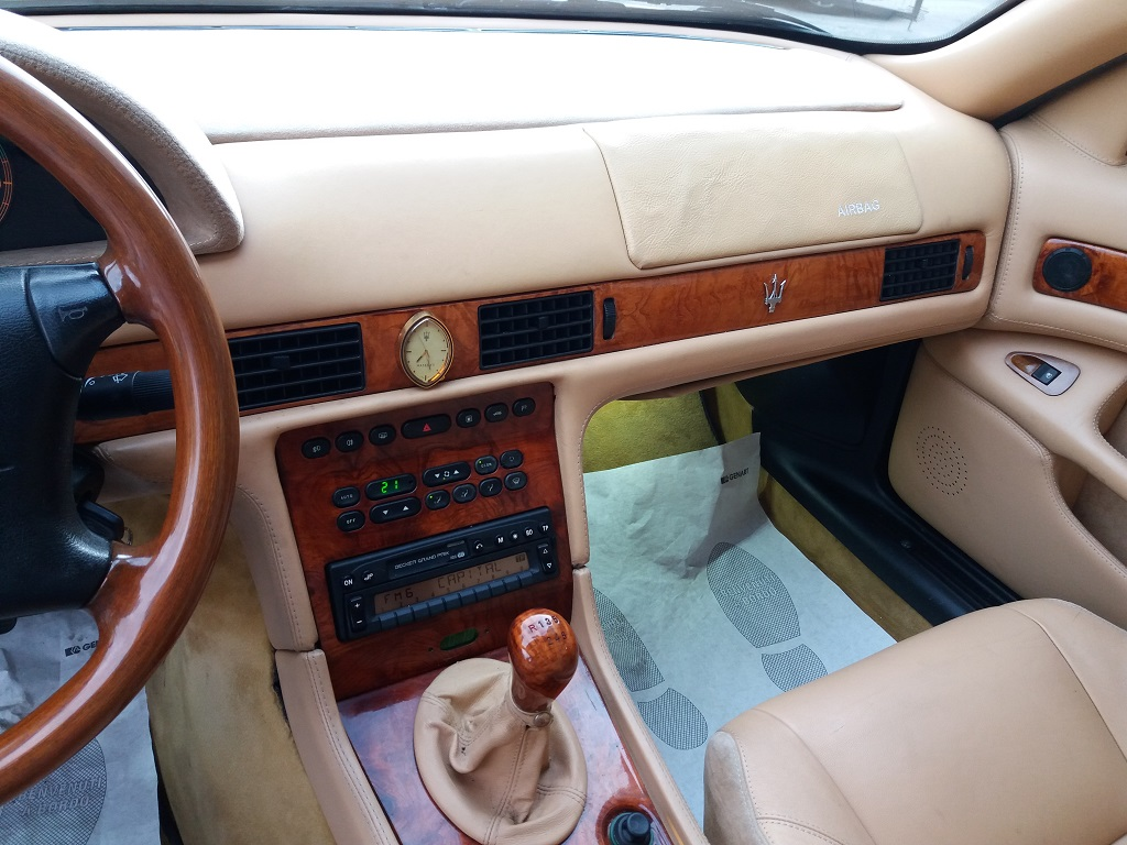 Maserati Quattroporte 2.8i V6 cat Evoluzione (16)