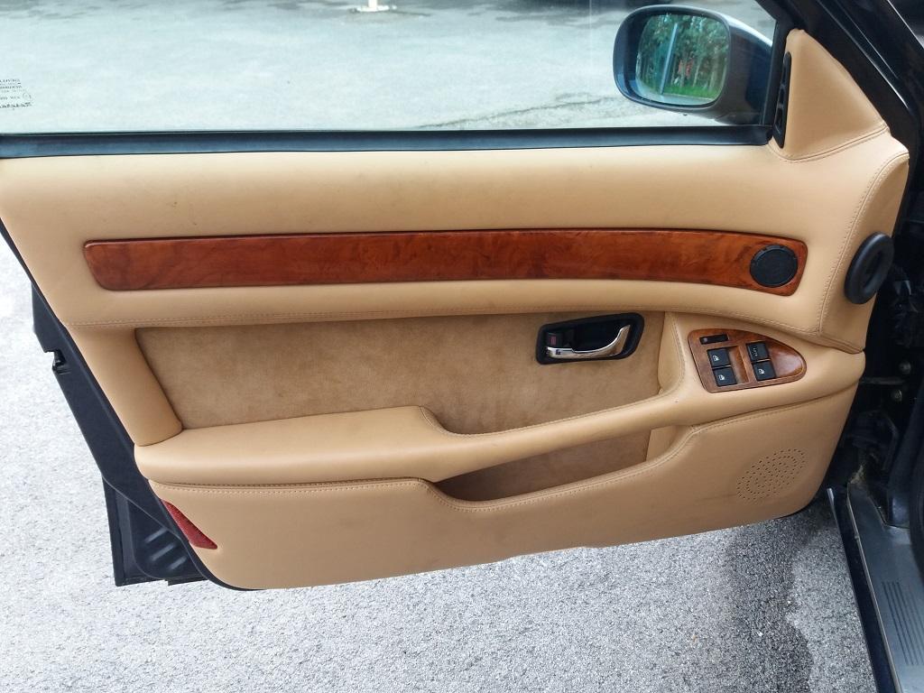 Maserati Quattroporte 2.8i V6 cat Evoluzione (23)