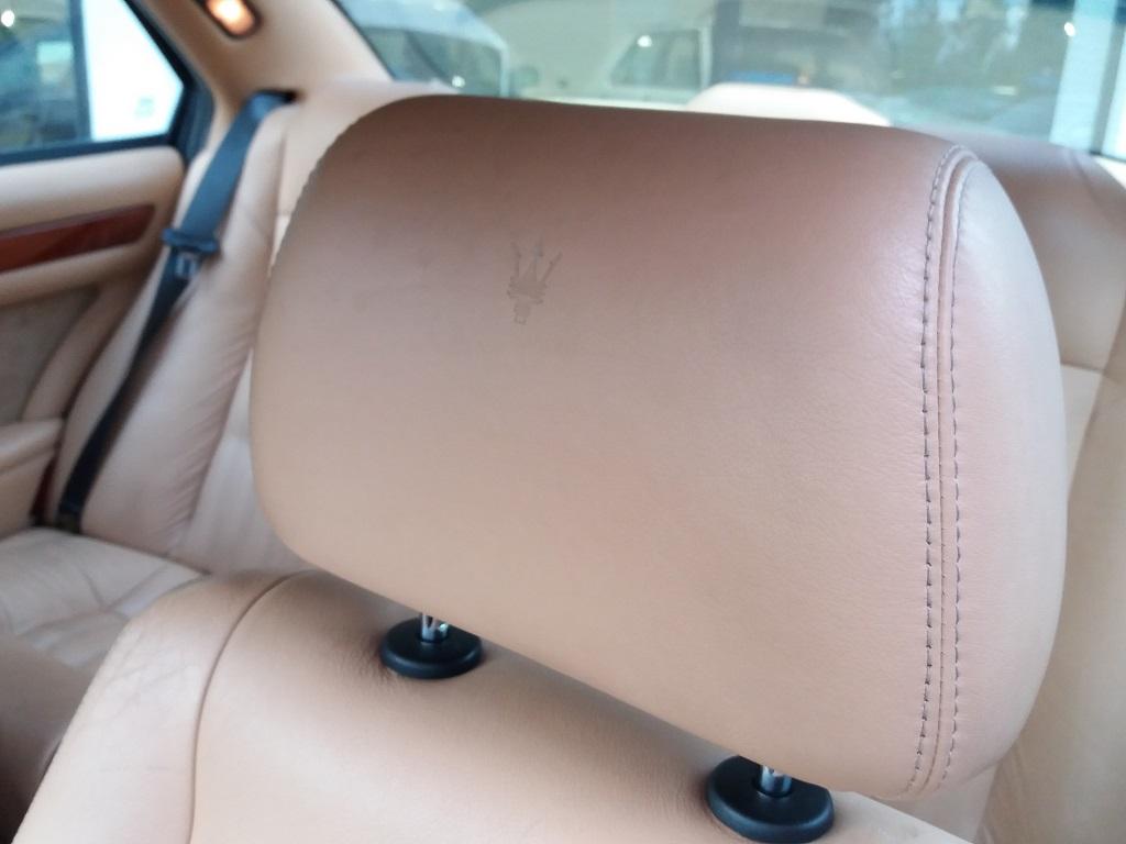Maserati Quattroporte 2.8i V6 cat Evoluzione (27)