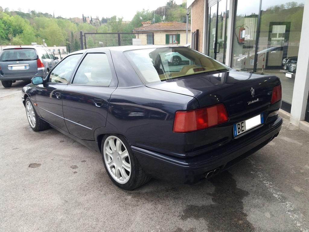 Maserati Quattroporte 2.8i V6 cat Evoluzione (3)