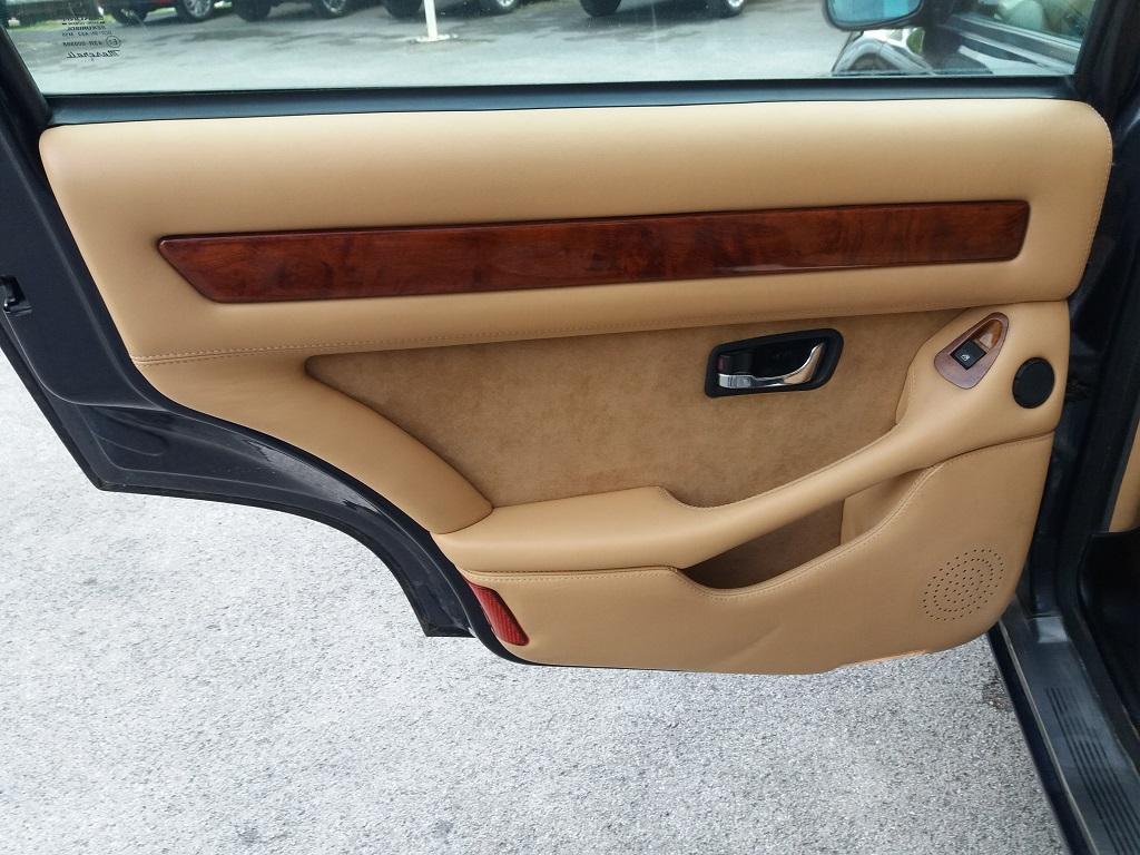 Maserati Quattroporte 2.8i V6 cat Evoluzione (30)