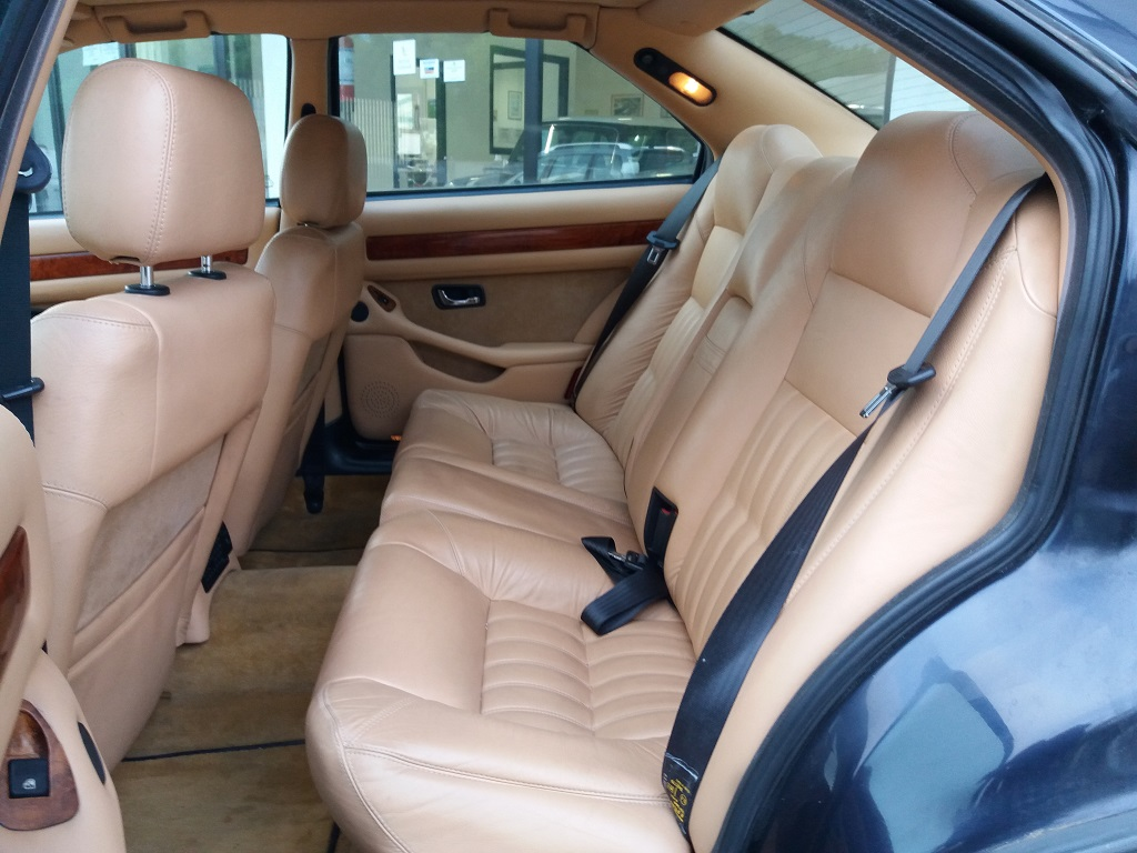 Maserati Quattroporte 2.8i V6 cat Evoluzione (31)