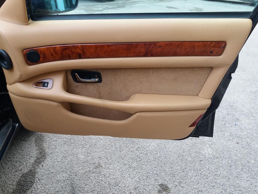 Maserati Quattroporte 2.8i V6 cat Evoluzione (36)