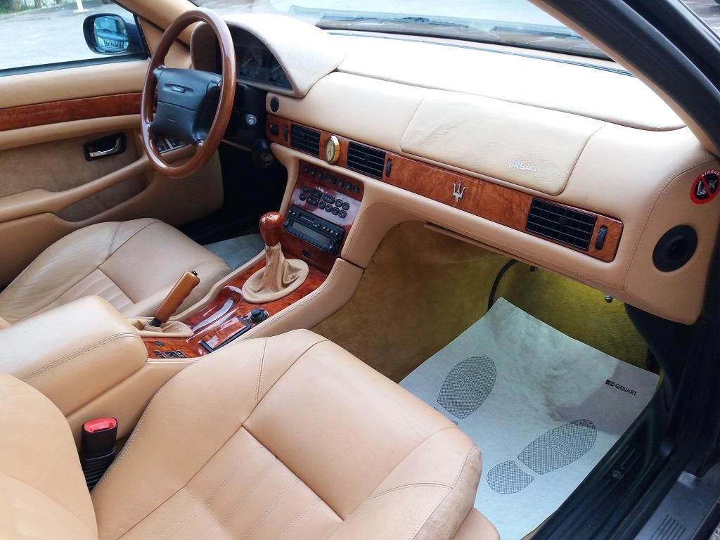 Maserati Quattroporte 2.8i V6 cat Evoluzione (37)