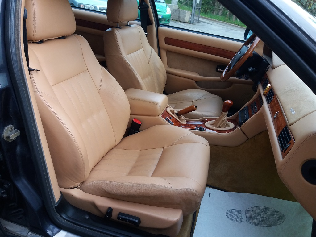 Maserati Quattroporte 2.8i V6 cat Evoluzione (38)